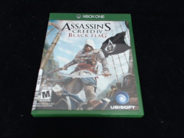 ASSASINS CREED IV