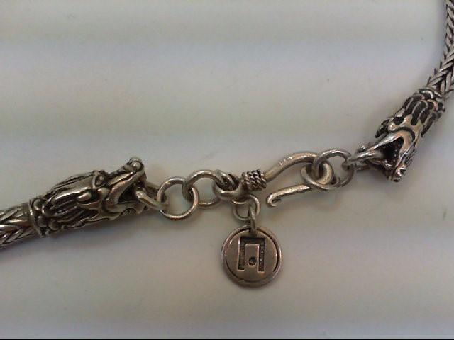 "18"" Silver Chain 925 Silver 59.6g"