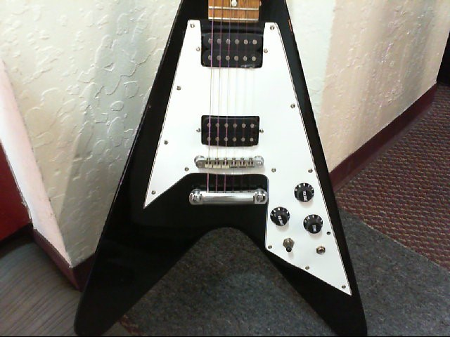 SUZUKI Electric Guitar FLYING V