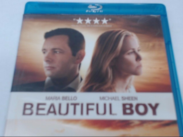 BEAUTIFUL BOY - BLU-RAY MOVIE
