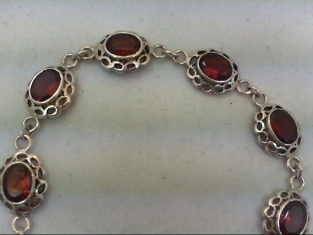 Silver Bracelet 925 Silver 13.7g