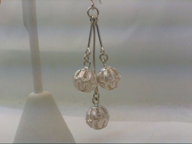 Silver Earrings 925 Silver 8.7g