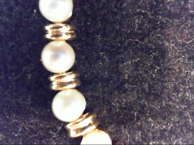 Gold Bracelet 14K Yellow Gold 9.4g