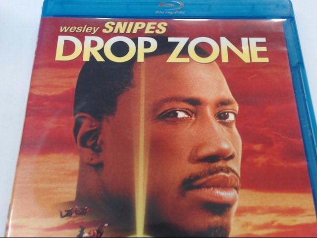 DROP ZONE - BLU-RAY MOVIE