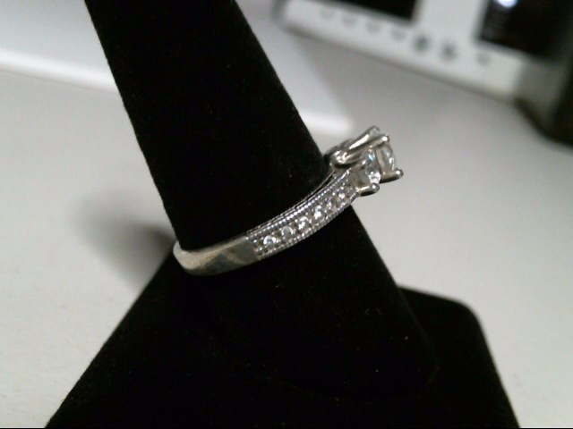 Lady's Silver Ring 925 Silver