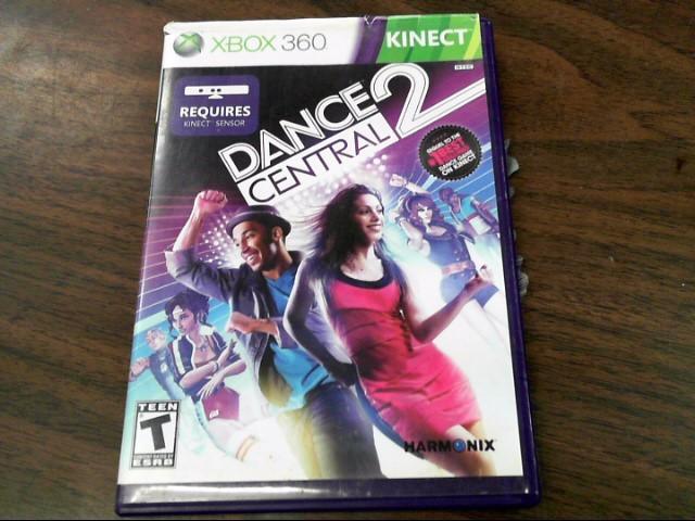 MICROSOFT Microsoft XBOX 360 Game DANCE CENTRAL 2