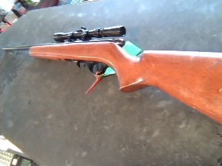 ARMSCOR Rifle M20P