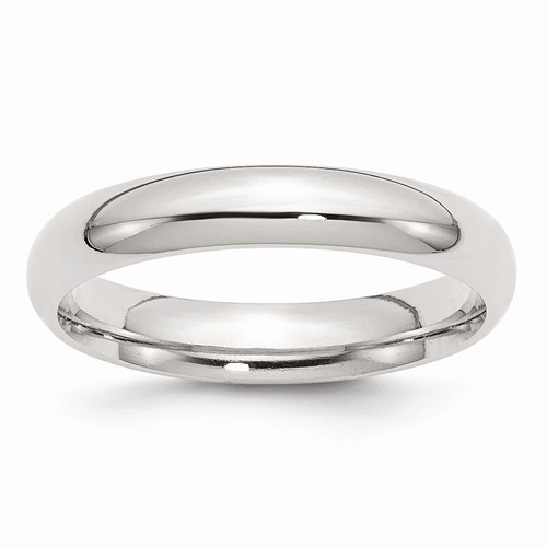 Gent's Silver Wedding Band 925 Silver 5.4g