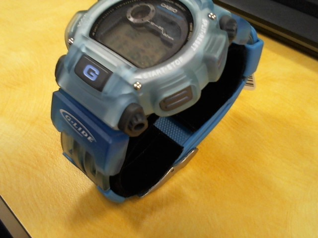 CASIO Gent's Wristwatch G-SHOCK 3194