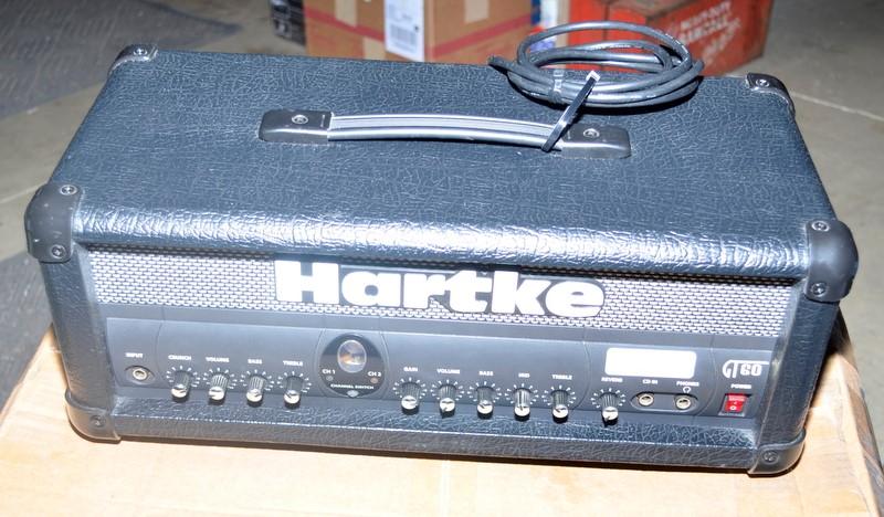 HARTKE GUITAR AMP GT60 #GT60510026