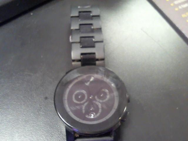 MOVADO Gent's Wristwatch BOLD