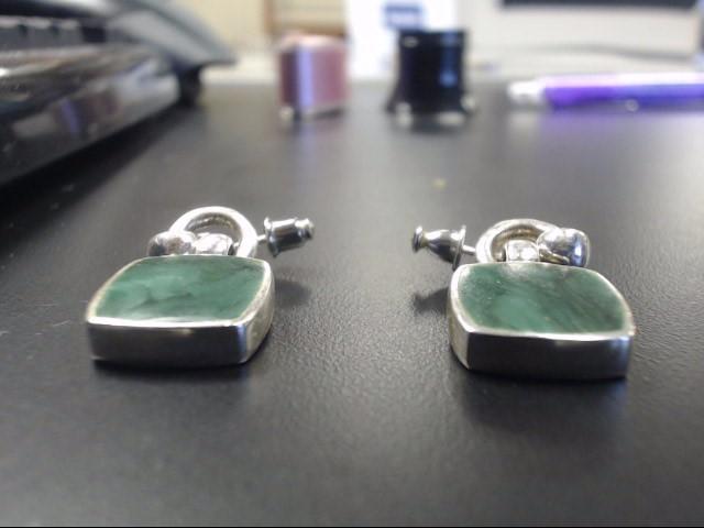Silver Earrings 925 Silver 13.3g