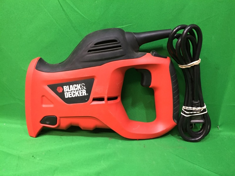 BLACK & DECKER Reciprocating Saw PHS550B