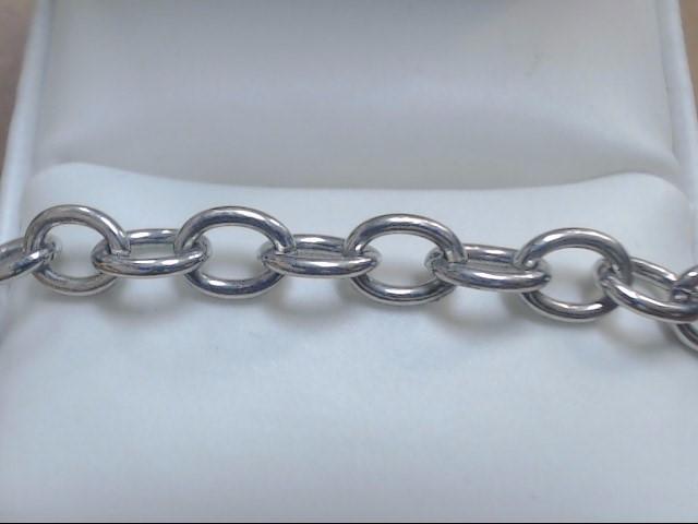 Silver Bracelet 925 Silver 10.6g