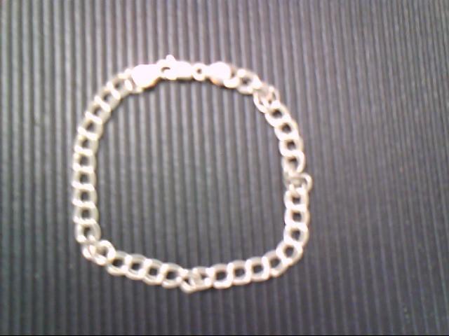 Silver Bracelet Silver Plate 7g