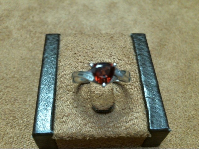 Lady's Silver Ring 925 Silver 1.6dwt