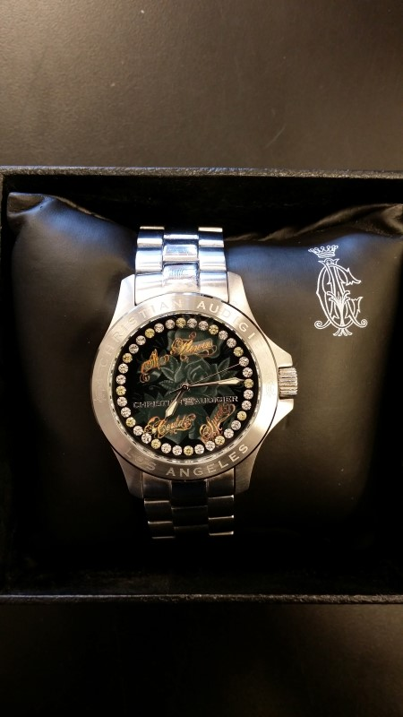 CHRISTIAN AUDIGIER Gent's Wristwatch ETE-108