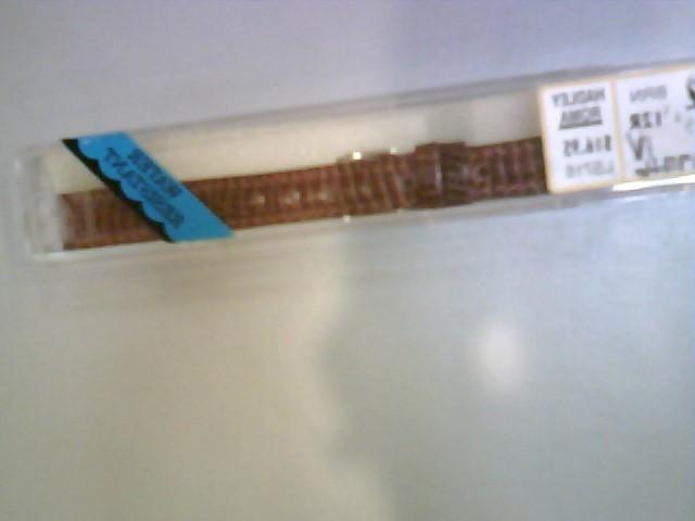HADLEY ROMA Watch Band LS716 12R BRN