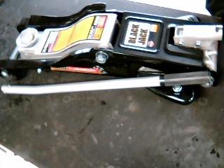 TORIN TOOLS Shop Equipment BLACK JACK 2 1/2 TON FLOOR JACK