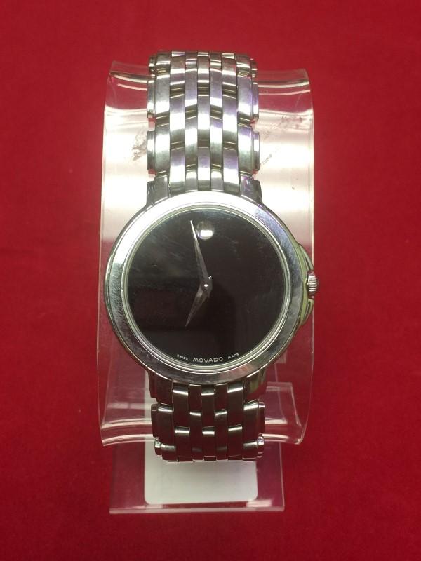 MOVADO Lady's Wristwatch 84-E4-9882