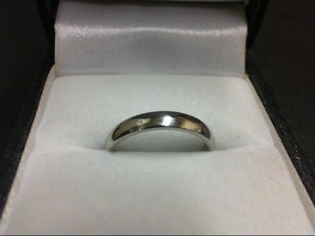 Lady's Platinum Ring 950 Platinum 3.5g
