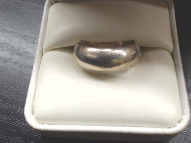 Lady's Silver Ring 925 Silver 7.2g Size:7
