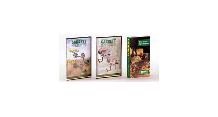 GARRETT 1673400; HOW-TO-USE VIDEO, GTAX 550