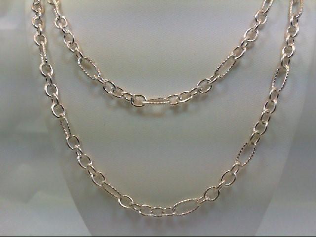 Silver Chain 925 Silver 37.9g