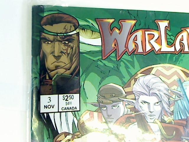 IMAGE COMICS Comic Book WARLANDS