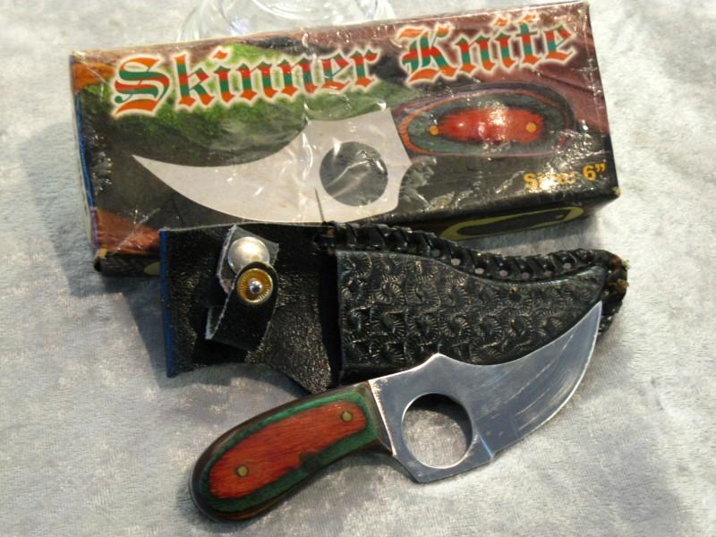 "SKINNER KNIFE 6"" CW-984F"
