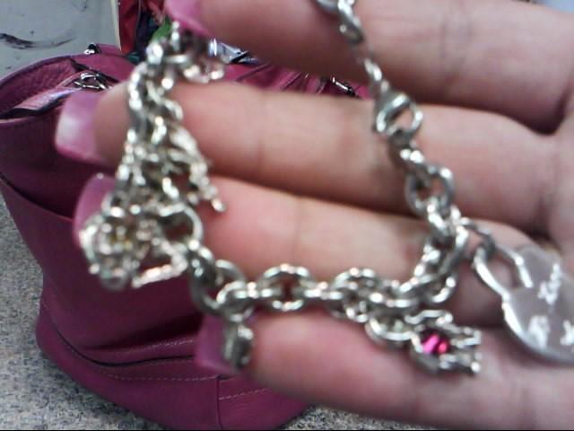 Silver Fashion Bracelet 925 Silver 23.1dwt