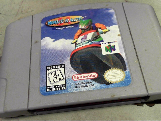 NINTENDO Nintendo 64 WAVE RACER 64