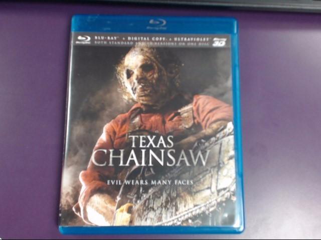 BLU-RAY MOVIE TEXAS CHAINSAW