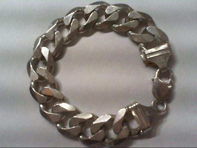 Silver Bracelet 925 Silver 59g
