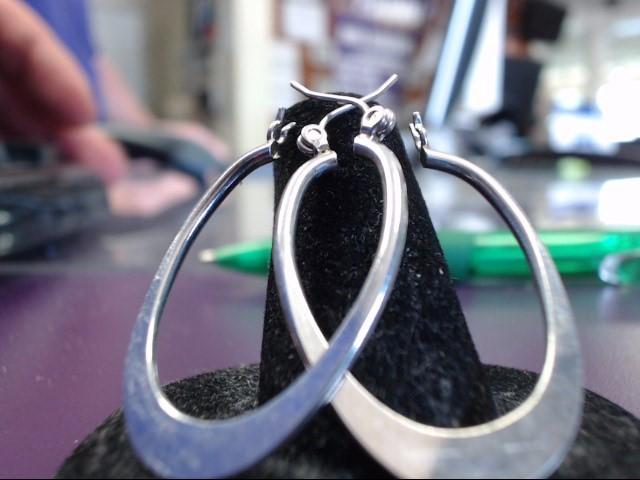 Silver Earrings 925 Silver 3.8g