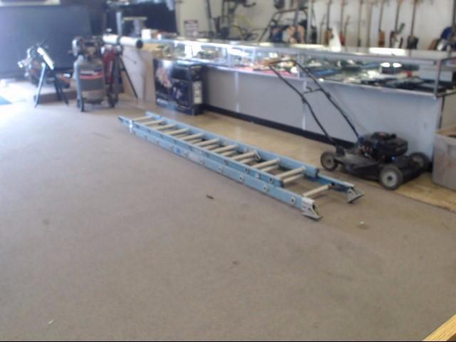 WERNER Ladder 24'' FIBERGLASS EXTENSION LADDER