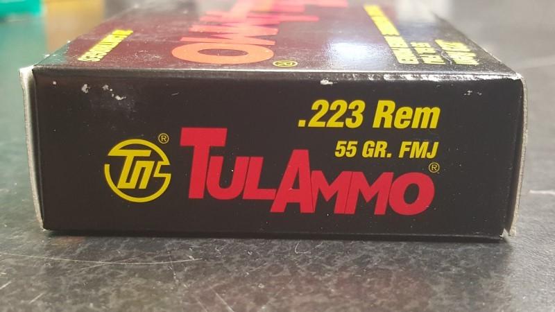 TUL AMMO Ammunition .223