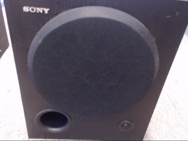 SONY POWERED SUBWOOFER SA-WM250