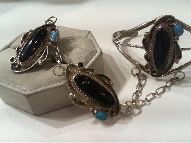 Silver Bracelet 925 Silver 23.2g