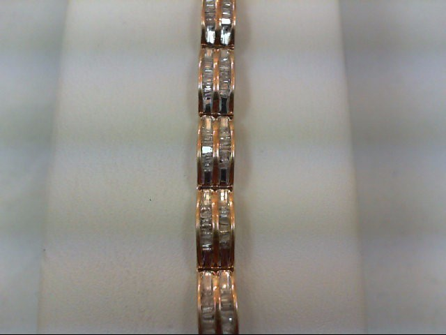 Gold Bracelet 10K Yellow Gold 11.5g