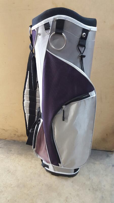KING PAR Golf Accessory GREY GOLF BAG