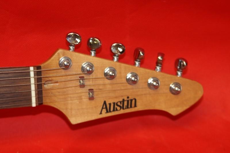 AUSTIN GUITARS STRAT AU731
