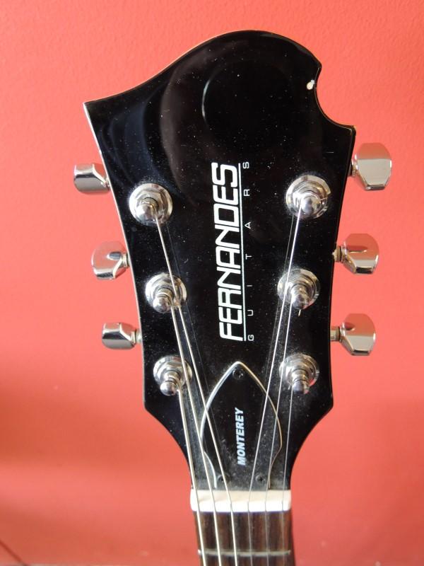 FERNANDES Electric Guitar MONTEREY