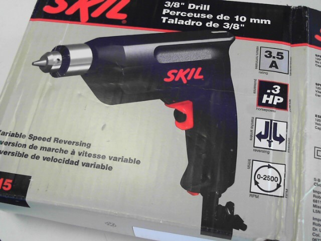 SKIL Corded Drill 6215