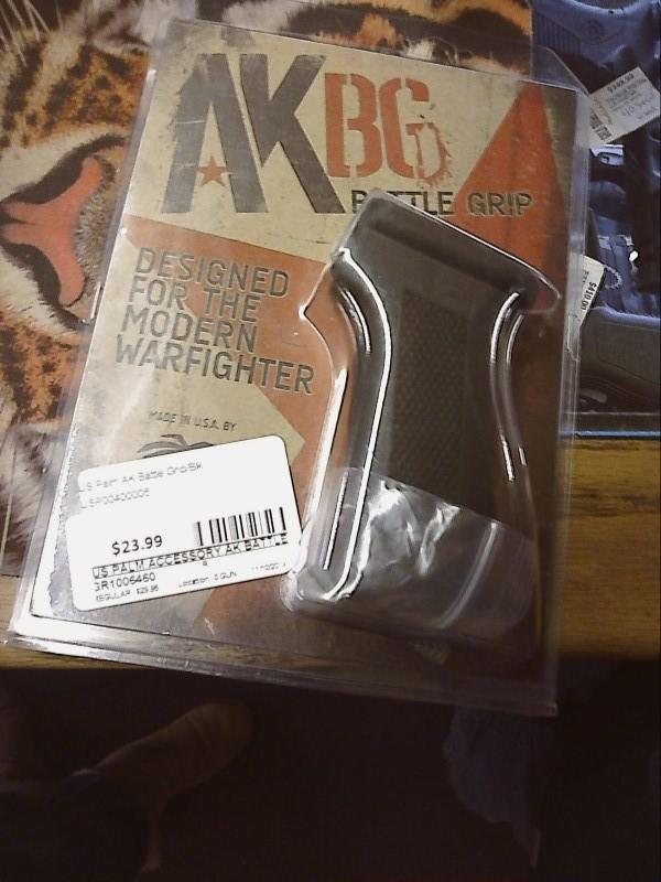 US PALM Accessories AK BATTLE GRIP AK BATTLE GRIP
