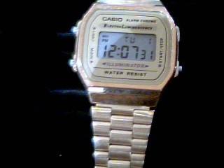 CASIO Gent's Wristwatch 3298