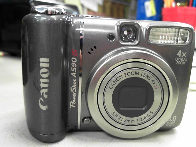 CANON Digital Camera POWERSHOT A590 IS