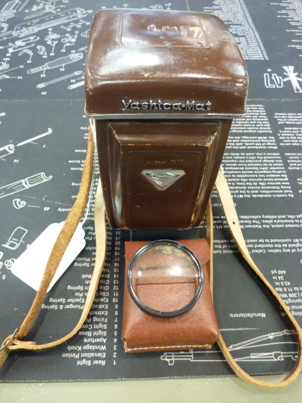YASHICA Film Camera YASHICA-MAT