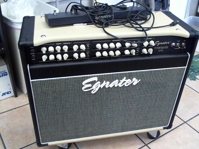 EGNATER Amplifier/Tube Amp TOURMASTER 4212