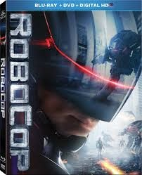 BLU-RAY MOVIE ROBOCOP